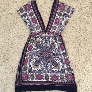 Dresses & Skirts - Light Paisley Summer Dress